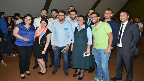 The Saints Coeurs Ain Najm Alumni Gathering and Networking